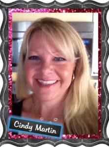 Cindy Martin is Teacher's Brain