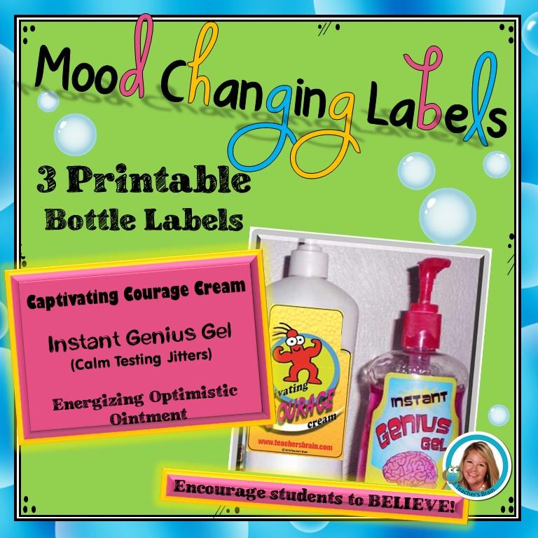 Mood Labels SQUARE