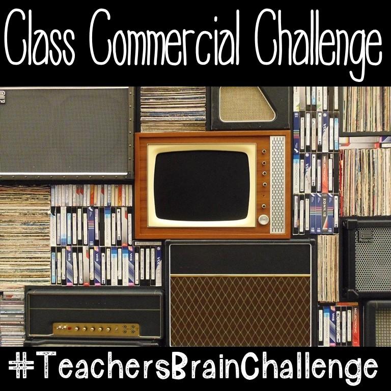 #TeachersBrainChallenge Make a Super Bowl Commercial