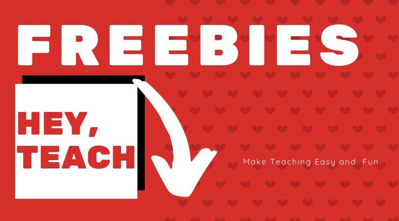 Elementary Teacher Valentine's Day FREE Lessons