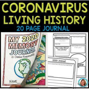 Coronavirus Journal for Kids