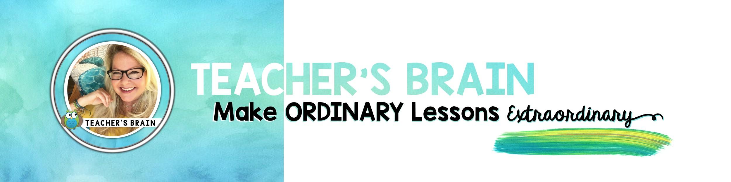 Teacher's Brain Blog