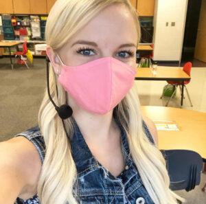microphone masks for teachers