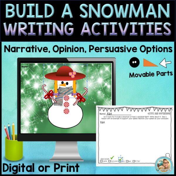 build a snowman google