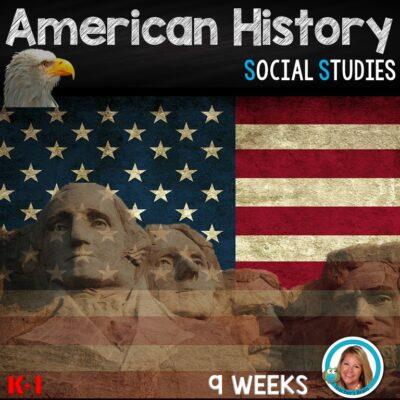 American History 9 Weeks