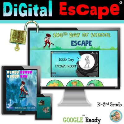 Digital 100th Day ESCAPE