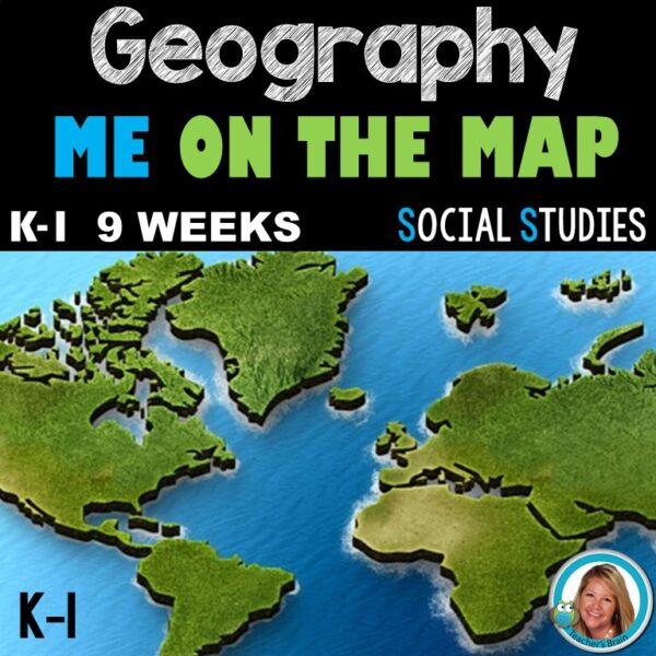 Geography Kindergarten -1