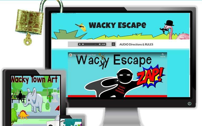 Wacky Wednesday Escape