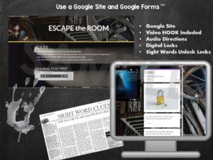 sight word digital