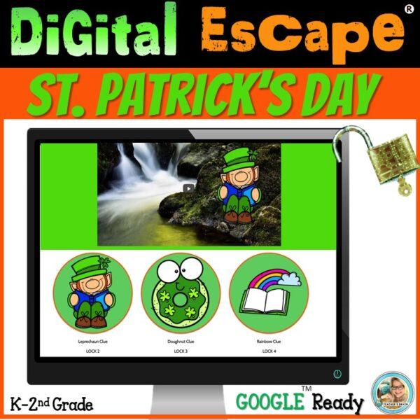 St. Patrick's Day Digital ESCAPE