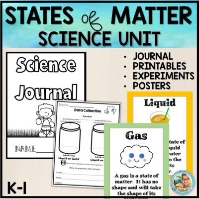 States of Matter Lessons
