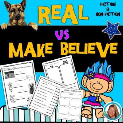 Real vs Make believe