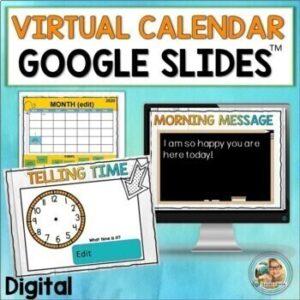 virtual calendar