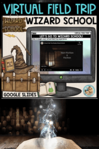 Harry Potter Virtual Field Trip
