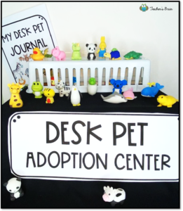 Desk Pet Adoption
