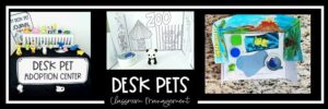Desk Pets for the Classroom