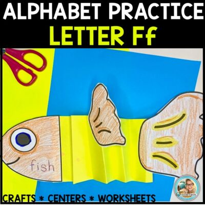 Letter F Cover