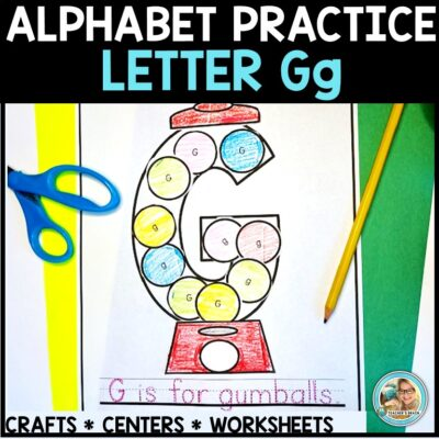 Letter G Cover