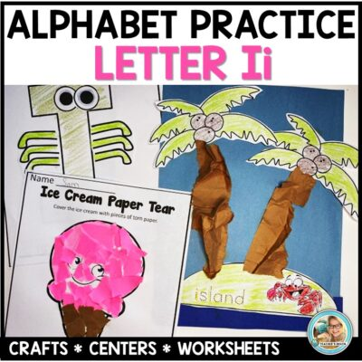 Letter I Activities