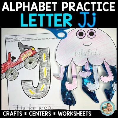Letter J Cover