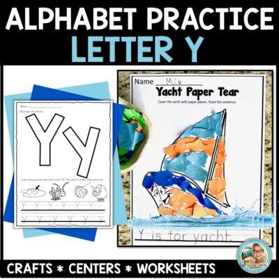 Letter Y Activities