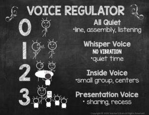 voice regulator
