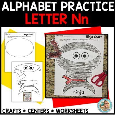Letter N is for Ninja