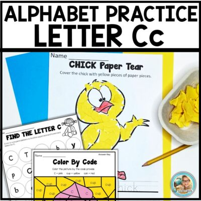 Letter C Cover