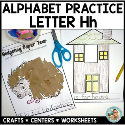 Letter H Cover